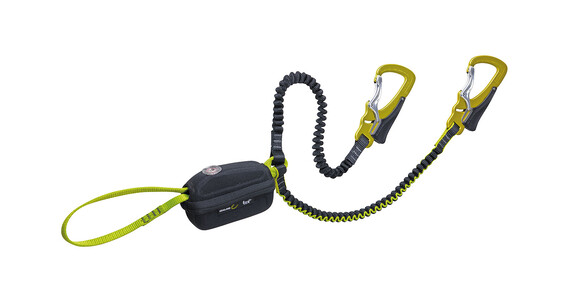 Edelrid Cable Vario Via Ferrata Set oasis-night